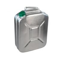 Канистра алюминиевая для ГСМ 20л