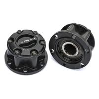 Хабы колесные РИФ для Nissan Navara D22/Terrano WD21 усиленные (комплект)