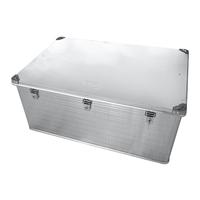 Ящик алюминиевый РИФ усиленный с замком 1176х790х517 мм