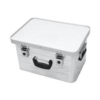 Ящик алюминиевый РИФ 457х317х262 мм