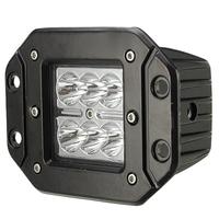 Светодиодная фара GR-1218S2S 18W дальний свет врезная