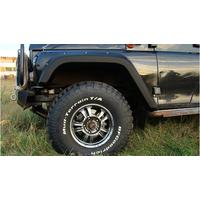 Расширители колёсных арок ТКУ-03 УАЗ Хантер под нерезаные арки колёс