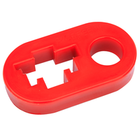 Держатель рукоятки домкрата Hi-Lift EE101 (красный)