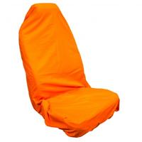 Грязезащитный чехол на переднее сиденье PRO-4x4 HARD оранжевый
