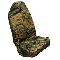 Грязезащитный чехол на переднее сиденье PRO-4x4 MEDIUM камуфляж