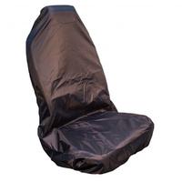 Грязезащитный чехол на переднее сиденье PRO-4x4 MEDIUM синий