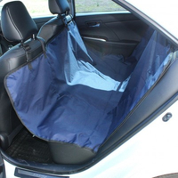 Чехол-накидка на заднее сиденье TPlus (оксфорд 600, синий)