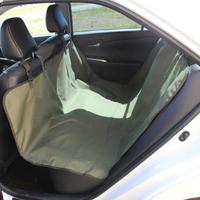 Чехол-накидка на заднее сиденье TPlus (оксфорд 600, олива)