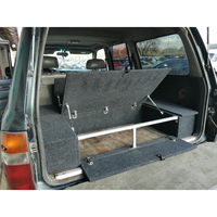 Органайзер «Стандарт+» для Toyota Land Cruiser 80