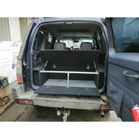 Органайзер «Стандарт+» для Toyota Land Cruiser Prado 95