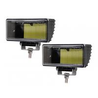 Светодиодные фары дополнительного ближнего света GR-D20W 52W (Комплект 2шт)