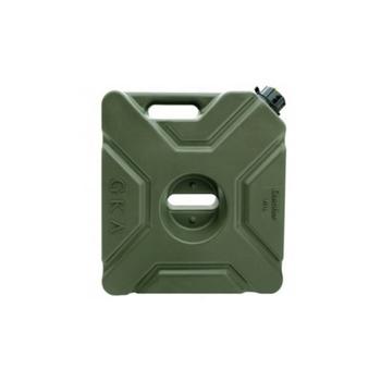 Канистра GKA 10 литров зеленая