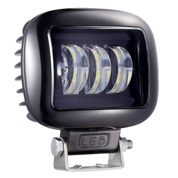 Светодиодная фара дополнительного ближнего света Headlight DF-30S Black