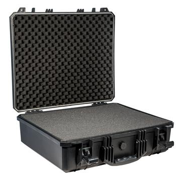 Защищенный кейс PRO-4x4 №6 противоударный (538x432x165мм) с поропластом