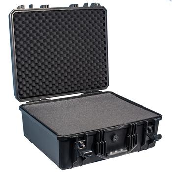Защищенный кейс PRO-4x4 №7 противоударный (538x488x244мм) с поропластом