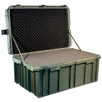 Защищенный кейс PRO-4x4 №10 противоударный (800x505x400мм) с поропластом