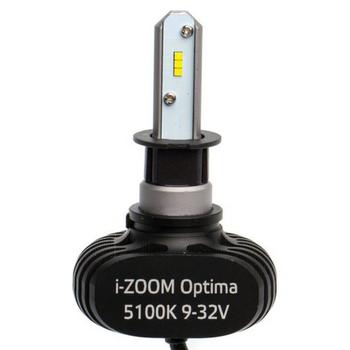 Светодиодные лампы Optima LED i-ZOOM H3 CSP Chip (комплект 2шт)