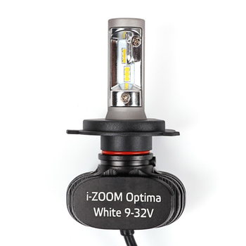 Светодиодные лампы Optima LED i-ZOOM H4 CSP Chip (комплект 2шт)