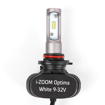Светодиодные лампы Optima LED i-ZOOM HB3 CSP Chip (комплект 2шт)