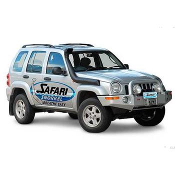 Шноркель SAFARI для Jeep Cherokee / Liberty KJ c 1/02, мотор CRDI4 2.8Litre-I4, дизель, правая сторона