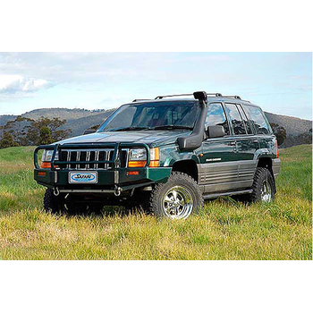 Шноркель SAFARI для Jeep Grand Cherokee ZJ (1993-1998), мотор MagnumV8 и AMCI6 (1993-1995), бензин, левая сторона