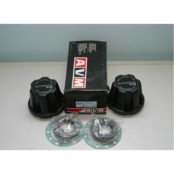 Комплект автоматических колесных муфт (хабов) AVM-938D (Suzuki SJ410/413,Samurai, Sierra,Vitara,Grand Vitara,Sidekik,Escudo)