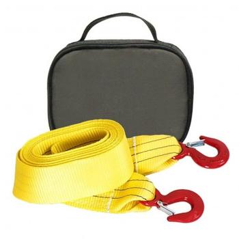 Стропа буксировочная Tplus 13 т 6 м  Крюк/Крюк с сумкой