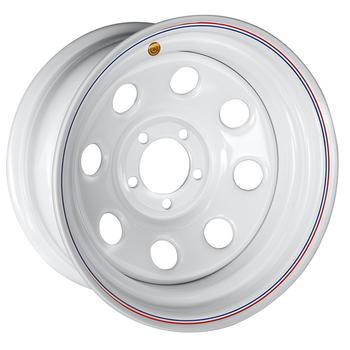 Диск усиленный стальной ORW белый 5х114,3 8xR16 d84 ET-19