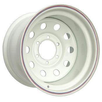 Диск усиленный стальной ORW белый 6x139,7 10xR16 d110 ET-44