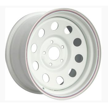 Диск усиленный стальной ORW белый 5х127 8xR17 d75 ET-0