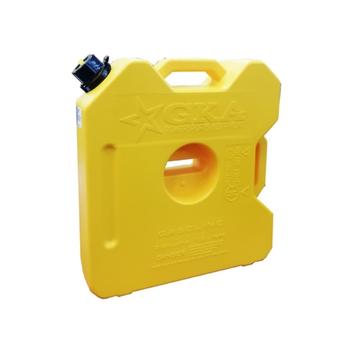 Канистра GKA 12 литров жёлтая