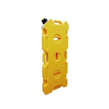 Канистра GKA 15 литров жёлтая