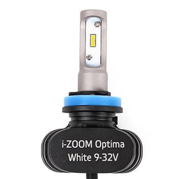 Светодиодные лампы Optima LED i-ZOOM H8/H11 CSP Chip (комплект 2шт)