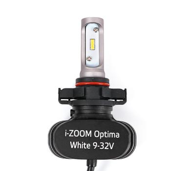 Светодиодные лампы Optima LED i-ZOOM PSX24 CSP Chip (комплект 2шт)