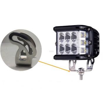 Светодиодная фара GR-9036 36W ближний свет с боковой подсветкой